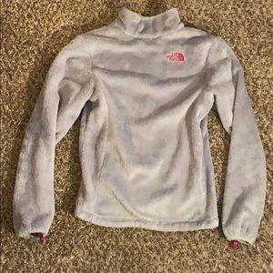 The North Face Jackets & Coats - Gray OSO Soft THE NORTH FACE Fleece Jacket XS